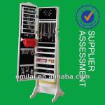 Bedroom Furniture Mirrored Jewelry Cabinet,China Cheapest Mirror Jewelry Cabinet Suppliers&Factory&Exporters