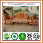 China envirenment-friendly ancient wooden furniture chair and sofa in old style