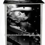 Marilyn Monroe cheap antique bedroom storage cabinet