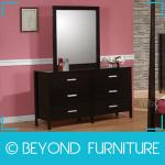 Antique Bedroom Dresser Mirrored Furniture
