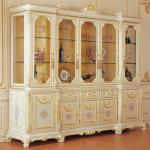 French Provincial furniture style cellaret