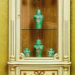 classical wall cabinet