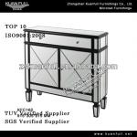 modern style handmade china mirrored chest furniture
