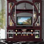 Living room standing TV cabinet design made in China(700602)