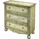 Hot sell antique drawer cabinet for living room