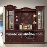 foshan latest wooden TV cabinet design of home furniture(700611)
