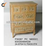2013 Antique cheap wooden storage cabinet