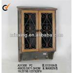 2013 Antique hanging wooden wall cabinet
