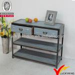 Vintage wood home furniture