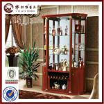 Antique bar furniture display cabinet, antique display cabinet