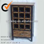 2013 Antique wooden bar wine cabinet