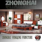 Antique new style - New classics vs Modern fashion design mdf bedroom furniture
