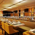 2013 Chinese customize restaurant furniture HDC001