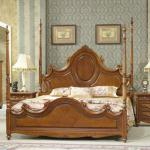 antique wooden bed wooden beds carved antique solid wooden beds(803)