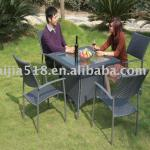 Rattan Garden Furniture 5 sets