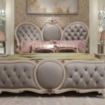 new design french style bed-FM05-25DP