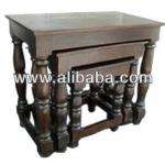 Wooden Table/stool Sets