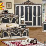 hot sale cheap price antique Bedroom set