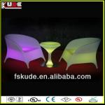 LED furniture led chair led table
