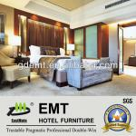 2013 wooden classic wholesale hotel furniture ( EMT-D18)