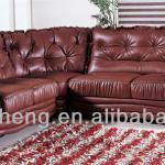 European Style Leather Sofa B2375-V