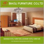 Italian design antique bedroom furniture set for business hotel BL-201306