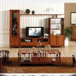 1101 solidwood frame TV stand living room furniture