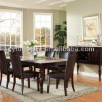 Marble top dining room set HOT SALE