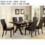 S BELLA DINING SET