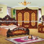 Classical Furniture Bedroom Set