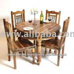 Morden Wooden Panel Dining furniture