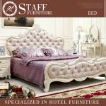 Modern French style bed room furniture(RX-520-2)