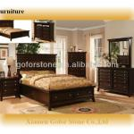 Hot sale home used bedroom furniture
