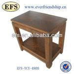 antique living room furniture wood side table (EFS-YCY-4800)