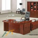 Melamine manager desk Office furniture-BT-1-048