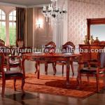 wooden dining table and chair FA858-FA858