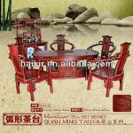 rosewood multifunctional tea service chinese tea table-HK-BBGS