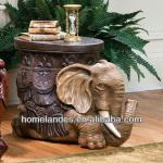 Elaphant End Table-