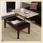 2014 USA lift top coffee table mechanism, up and down adjustable height coffee table-JH-A-121