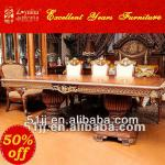 European style antique wooden dining table FG-8811-B-FG-8811-B dining table