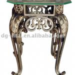 antique wrought iron small tables design