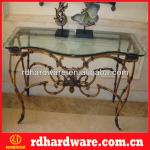 Blacksmith Antique Square Table,Banquet Table,Folding Table