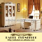 915 white classical study table made in china