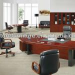 2013 Classical wooden executive office table design