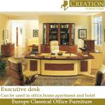 Europe classical office desk/office table/Executive desk