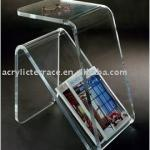 acrylic sofa side table (TR45-006)-TR45-006