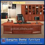 Solid wood executive office table/manger office table design
