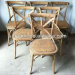 Cross Back Chair (X1032)-X1032