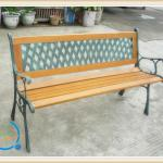 Top Quality Outdoor Garden Park Bench ZY003-ZY003