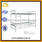 folding bunk beds for dorm, student bunk bed-AS-044